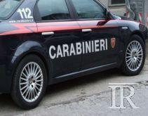 Serino, 30enne fermato dai Carabinieri: in auto nascondeva un coltello