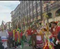La Zeza di Cesinali protagonista ad Avellino alla sfilata dei Carnevali irpini