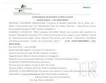 CONSORZIO DI BONIFICA DELL'UFITA Bando di gara – CIG 86612387B3