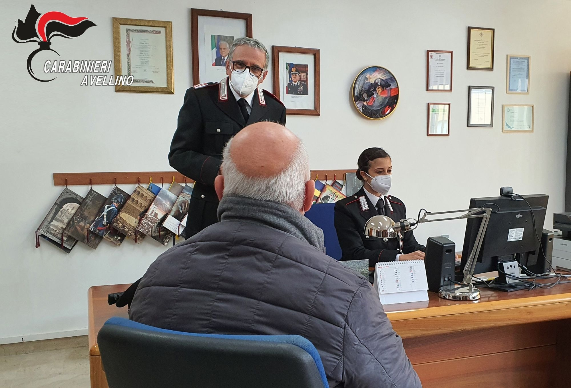Vaccino anti-Covid, al via la somministrazione agli operatori del 118