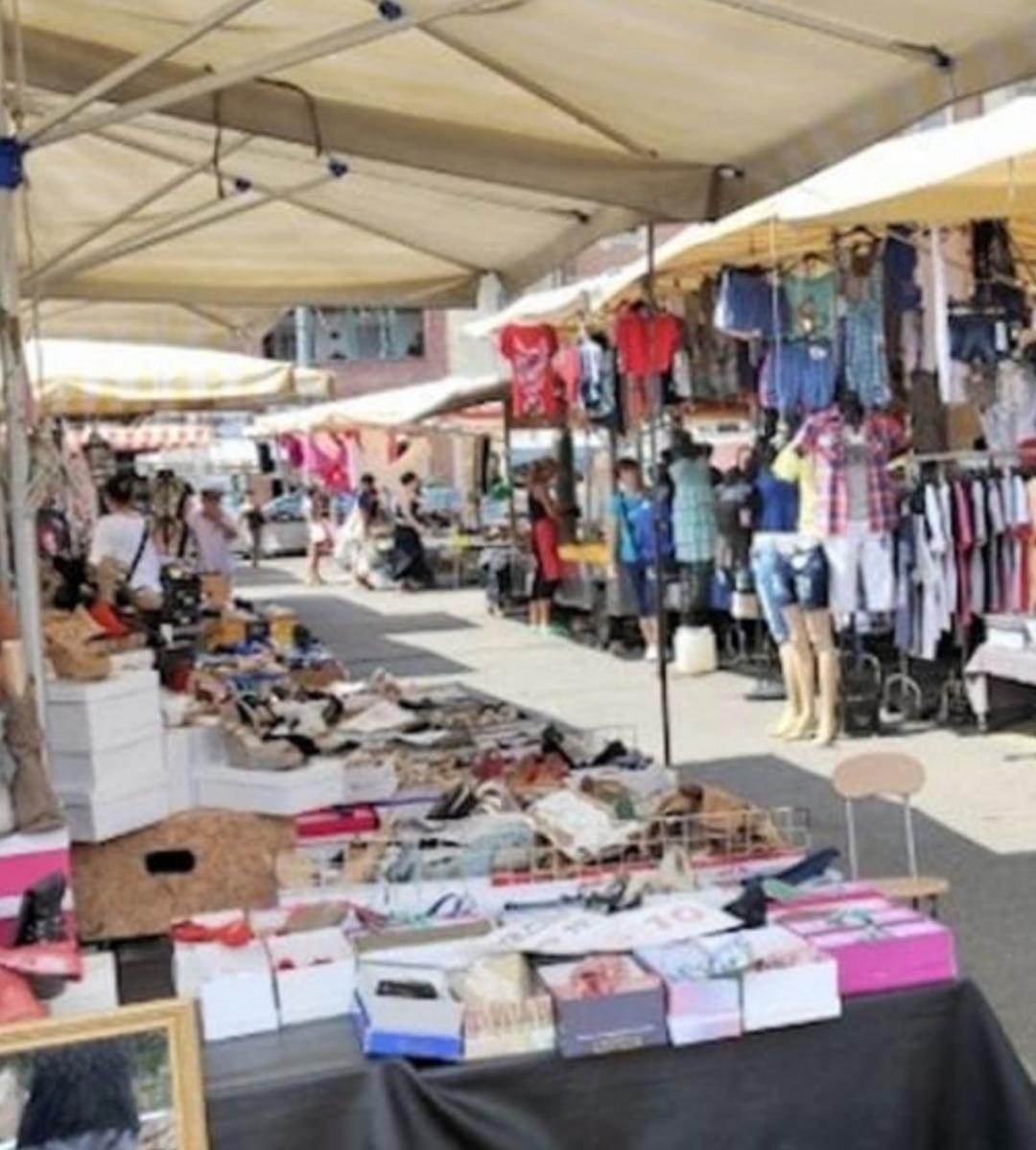 Mercato ad Avellino, si parte domani a Campo Genova