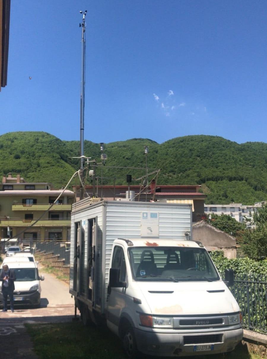 Inquinamento atmosferico ad Avellino, domani i risultati del monitoraggio