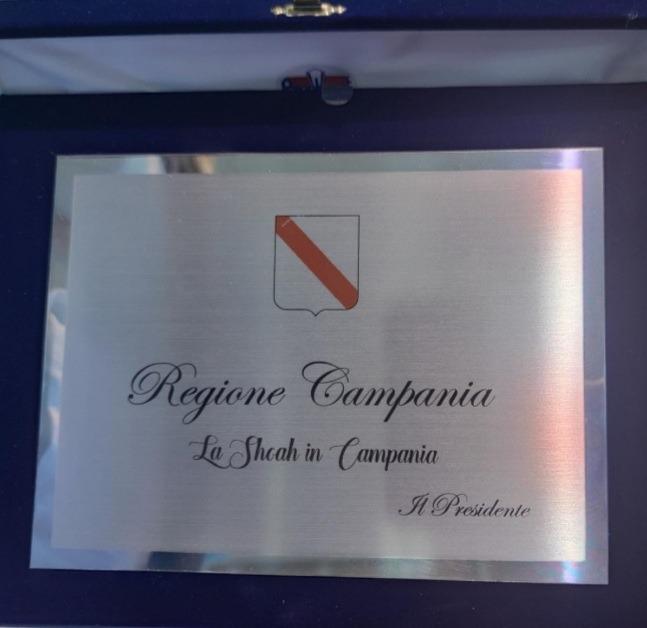 """La """"Shoah in Campania"""", premiati gli studenti dell'Istituto Comprensivo di Aiello del Sabato"""