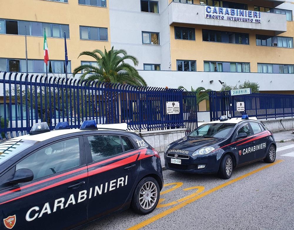 Litiga con la ex e aggredisce i carabinieri, arrestato 45enne di Serino