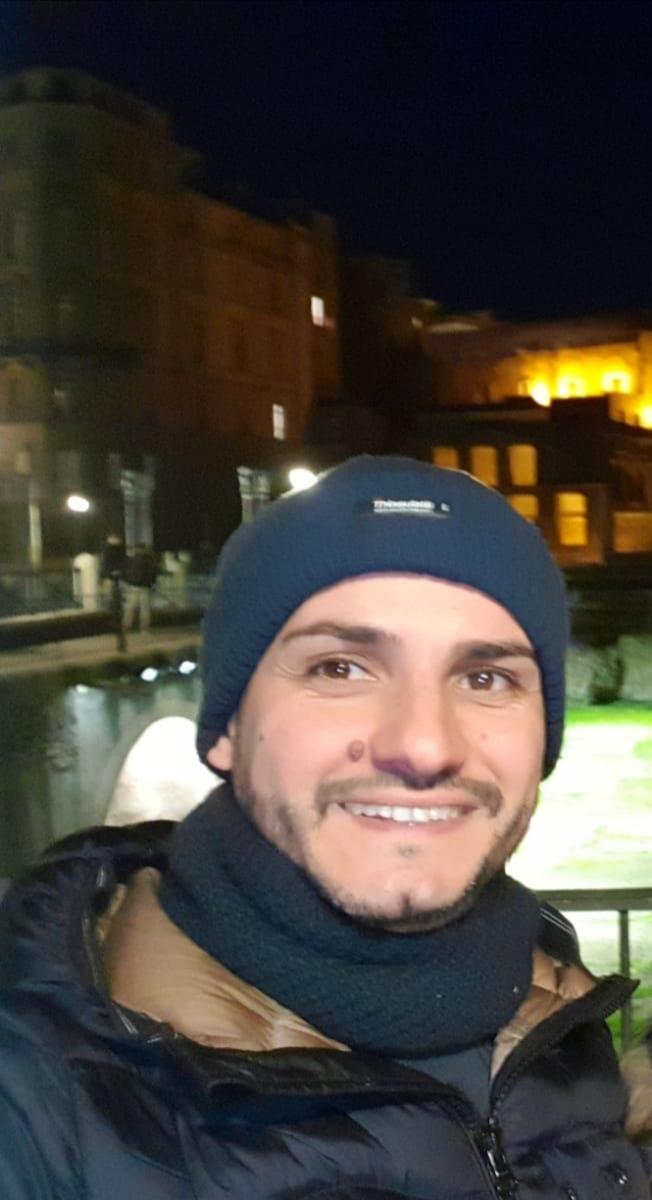 Alberto Marano compie 40 anni, grande festa a Cesinali