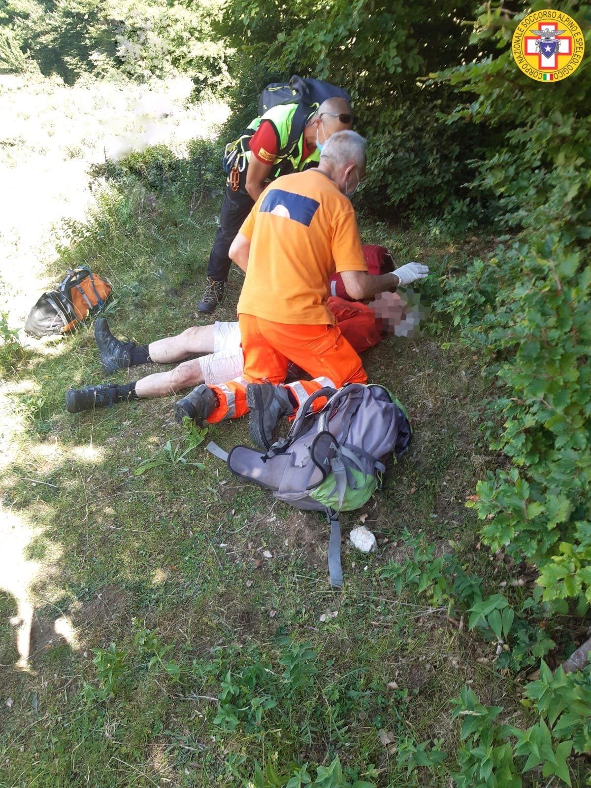 Disperso sul Matese, ritrovato escursionista dopo ore
